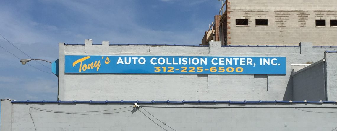 About Tony's Auto Collision Center